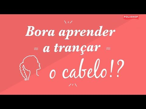 Tranças passo a passo com Twist Secret Conair - Tutorial - YouTube