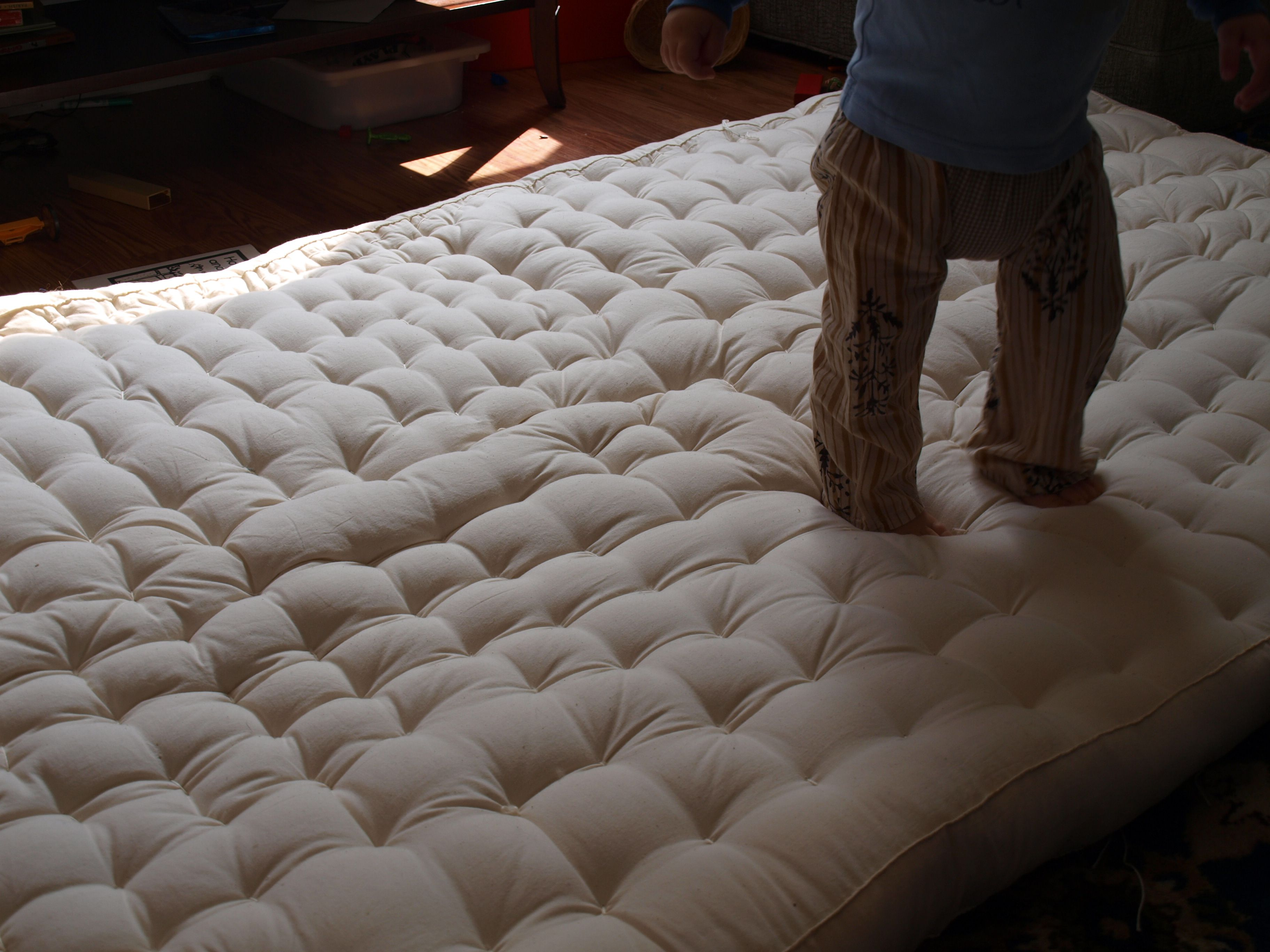Make Your Own Mattress Without The Nasty Dangerous