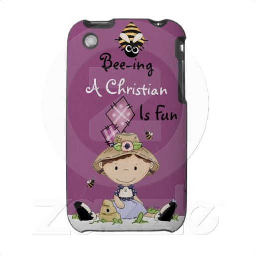 Bee-ing A Christian Speck Case