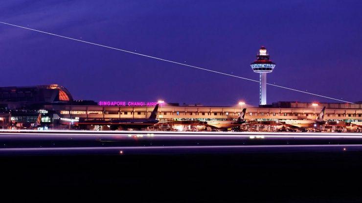 Changi Airport Singapore Changi Airport