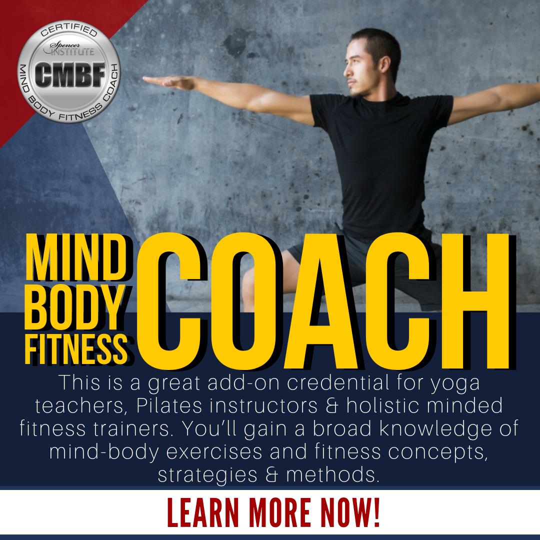 Mind Body Fitness Coach Certification