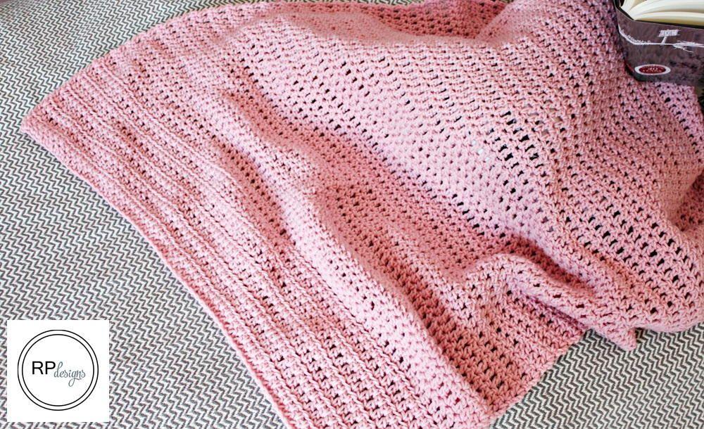 Sweet Simplicity Crochet Blanket Pattern