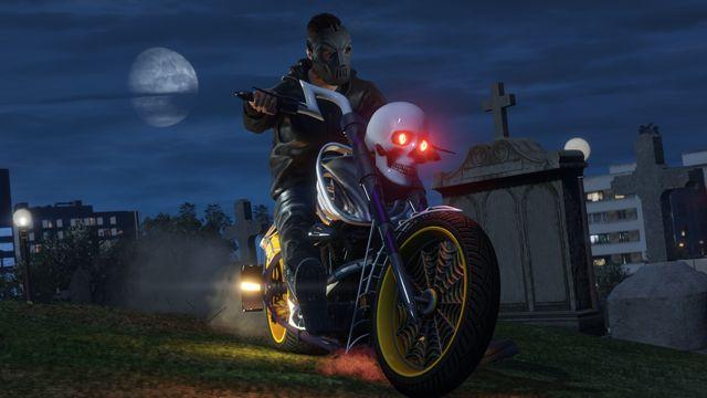 Gta Online Halloween Specials Anniversary Bonuses New Vehicles
