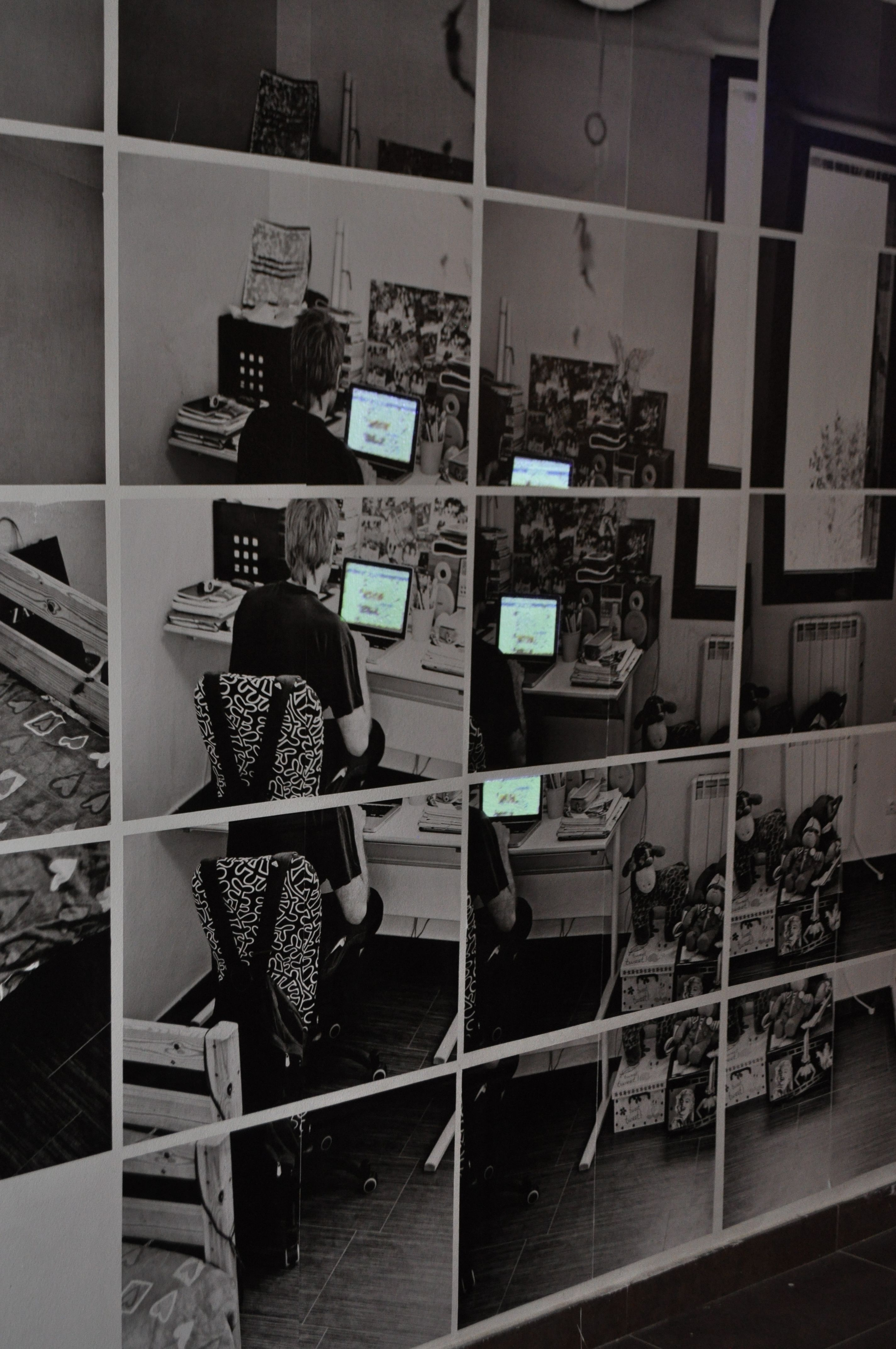 #bloopfestival computers changed their images