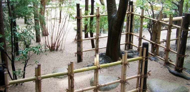 palissade 762 370 potager pinterest palissade palissade bambou et bambou. Black Bedroom Furniture Sets. Home Design Ideas