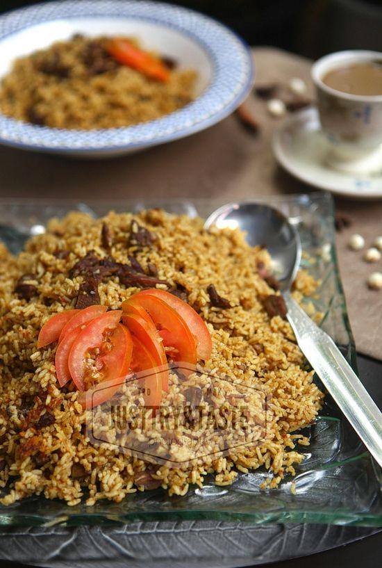 Resep Nasi Mandi Dengan Pressure Cooker A La Jtt Resep Makanan Cina Makanan Dan Minuman Makanan Arab