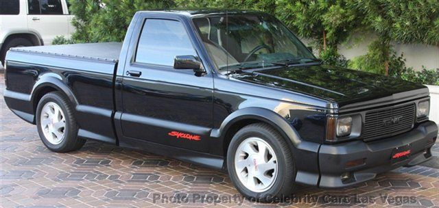 '91 GMC Syclone AWD Pick Up_30,000 miles from new | eBay