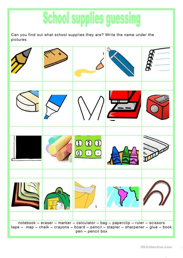 Pin by Lisa Tellez on ESL | Pinterest | Worksheets, English and ...