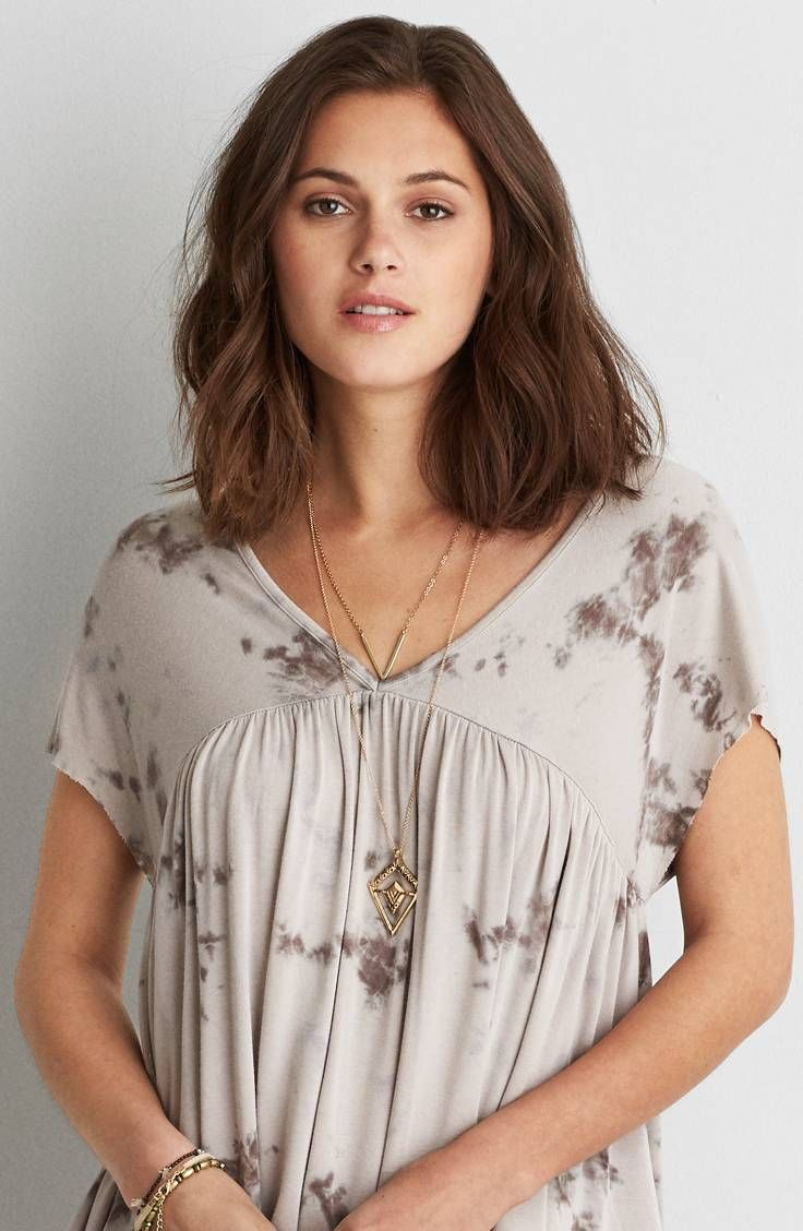 baf944d9adc AEO Soft and Sexy Babydoll Tee by American Eagle Outfitters