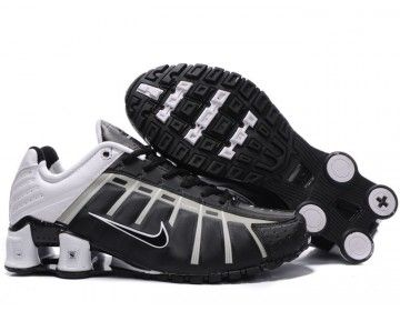 70d8392dc29 Nike Store. Nike Shox NZ 3 O Leven Mens Running Shoes - Black White -  Wholesale   Outlet Tag  Discounted Nike Air Force 1 Mens sale