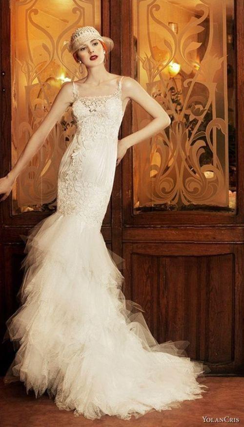vestidos de novia: famosos y locos años 20 | mi matrimonio | wedding