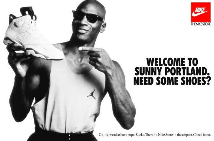 The 30 Best Michael Jordan Nike Posters Of All Time Nike Ad Nike Poster Michael Jordan