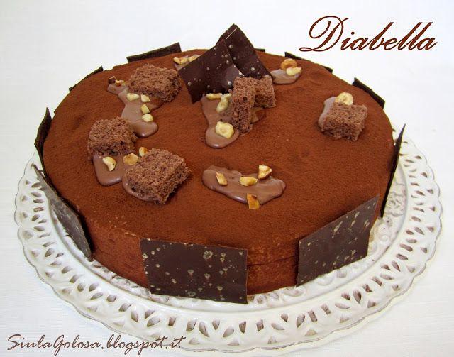 Siula Golosa: Torta Diabella