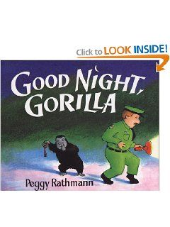 good night gorilla- 53 pages of free download | ideas for picture ...
