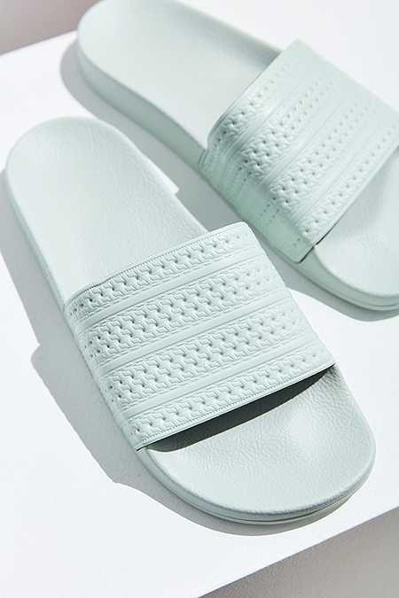 brand new 085cf b7e6e adidas Originals Adilette Mono Pool Slide