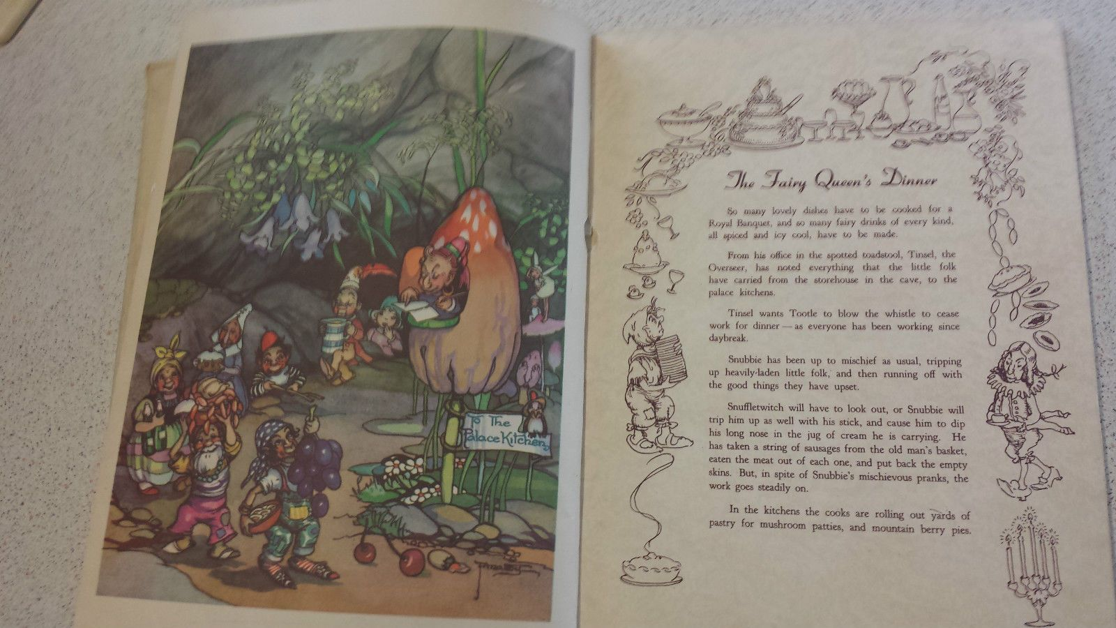 PEG'S Fairy Book PEG Maltby HB | eBay
