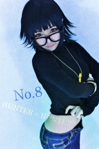 Shizuku hunter x hunter cosplay