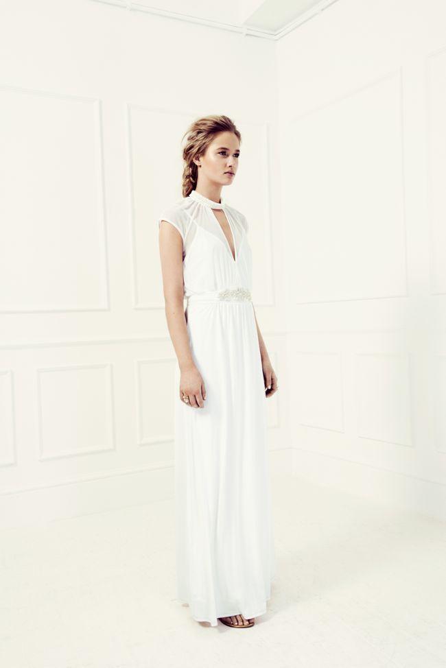 Miss Selfridge White Dress Highstreet Fashion White Dress