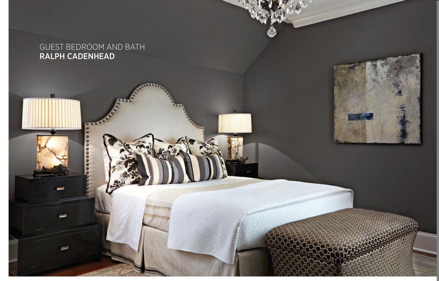Best Gauntlet Grey Sherwin Williams … Master Bedrooms Decor 400 x 300