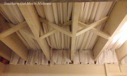 basement craft room ceiling  basement craft rooms