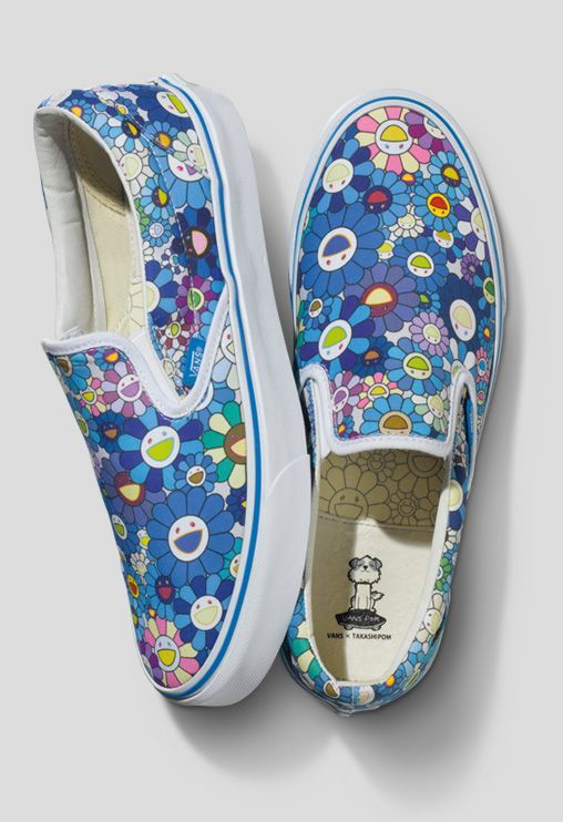 9d906c23a3 VAULT BY VANS X TAKASHI MURAKAMI I need some for me and Clara!!