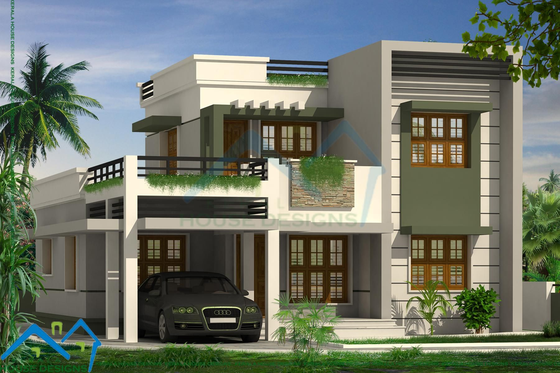3 Bedroom Home For 5 Lakhs In Kerala Low Budget Free Kerala House Plans How To Build 3 Bedroom Philippines House Design Bungalow House Design Bungalow Design