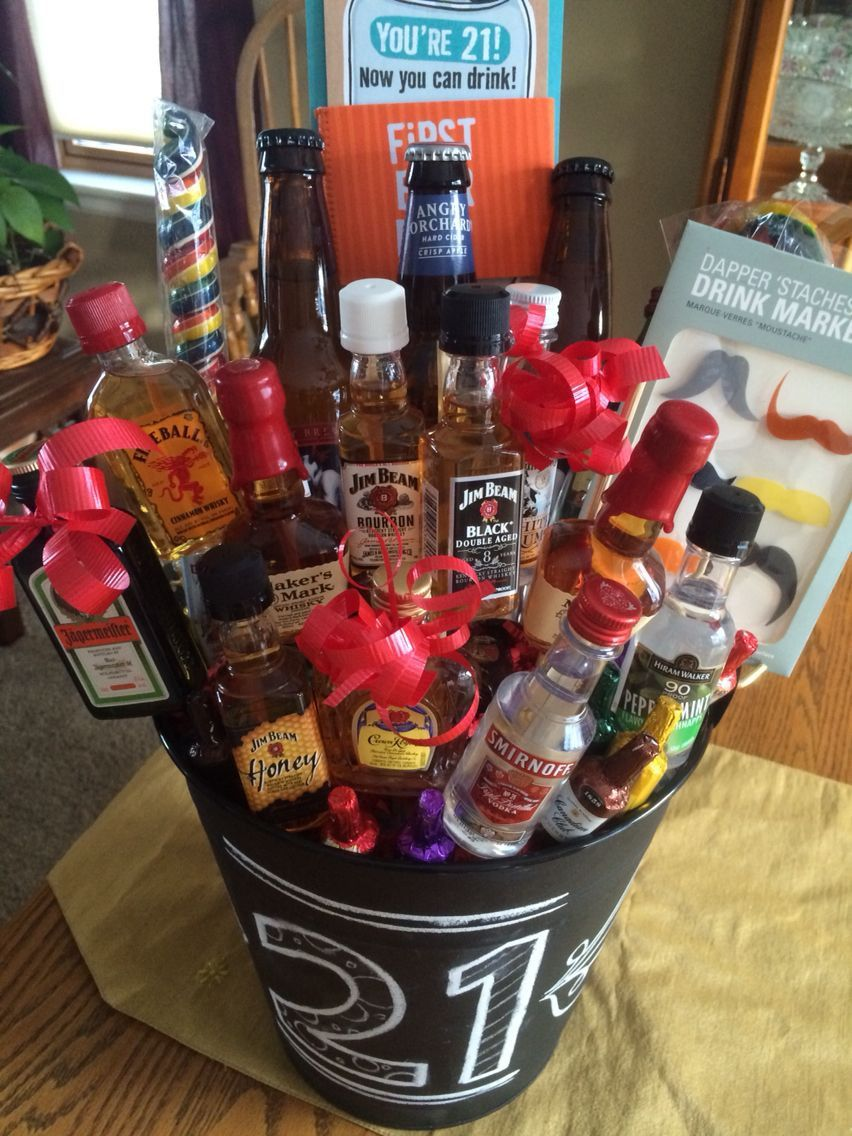 Guy Birthday Gifts Unique 21st Birthday for Guy Party
