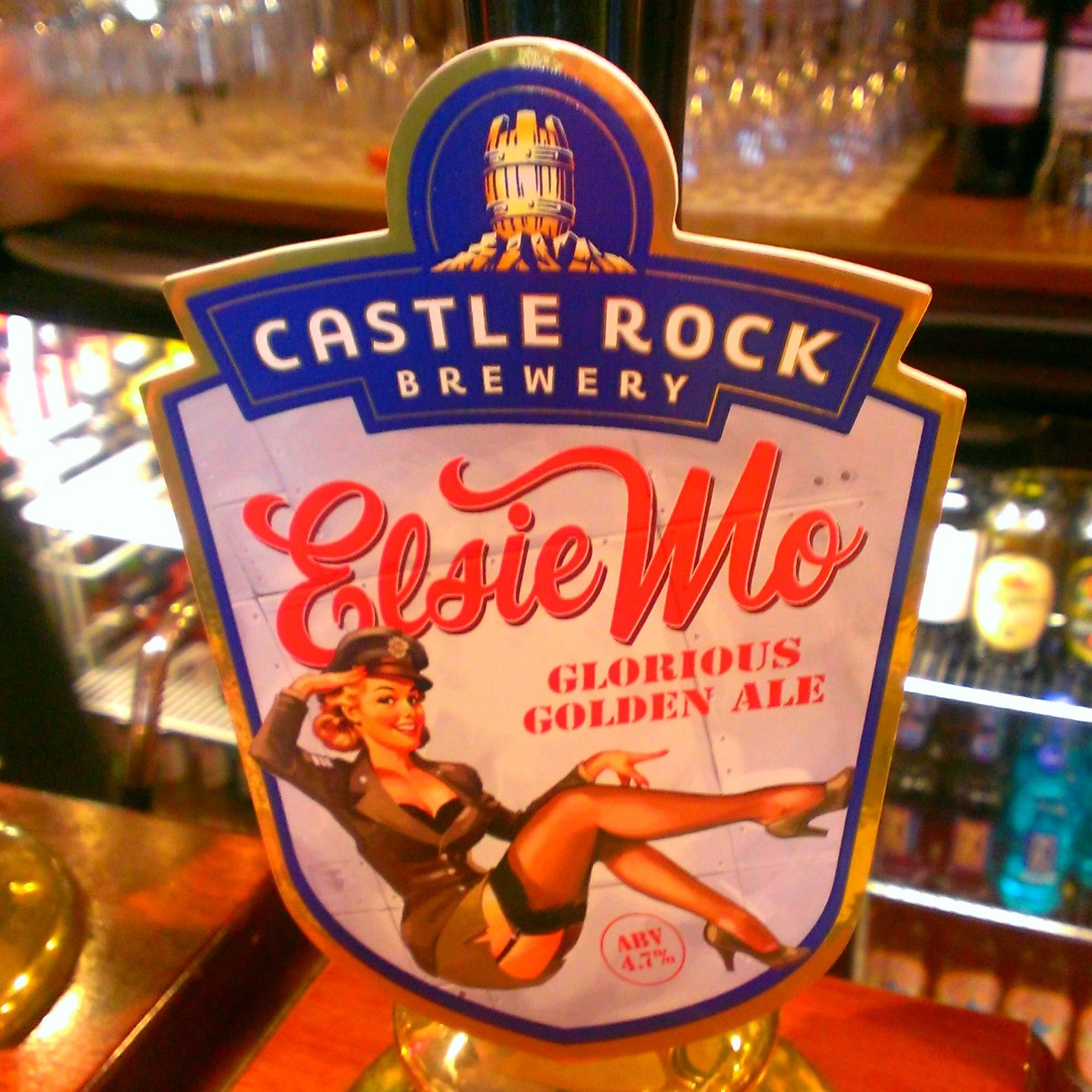 The Beer in Review: Nottingham Craft Beer Review: Elsie Mo