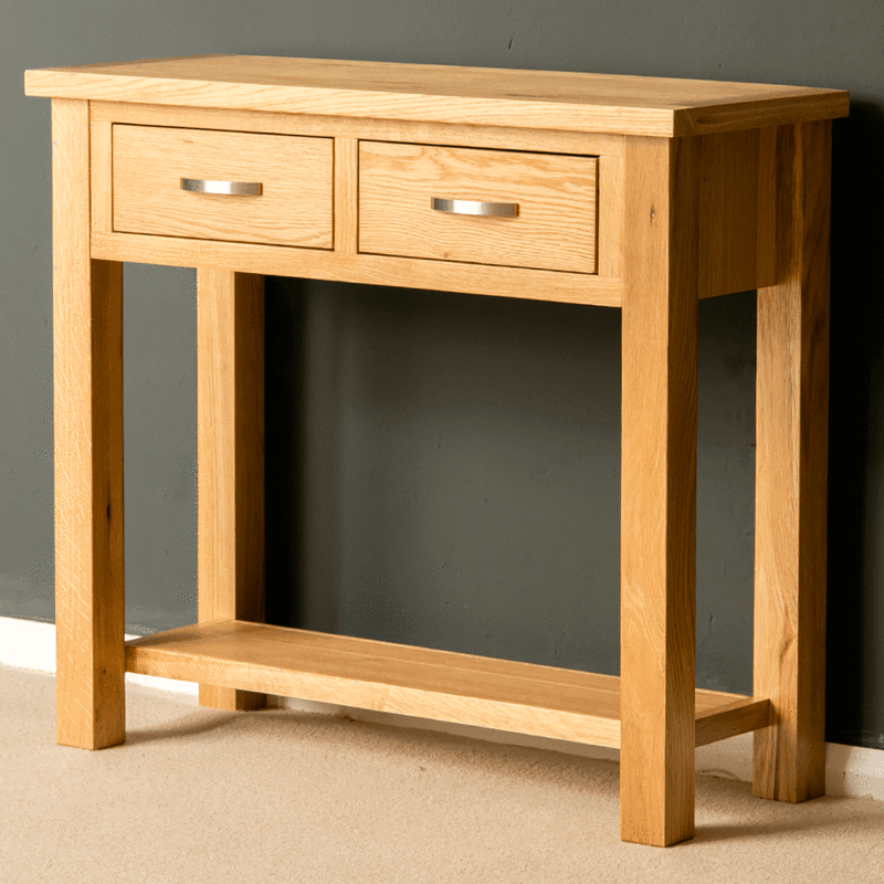 Sensational London Oak Console Table In 2019 Console Table Classic Gmtry Best Dining Table And Chair Ideas Images Gmtryco