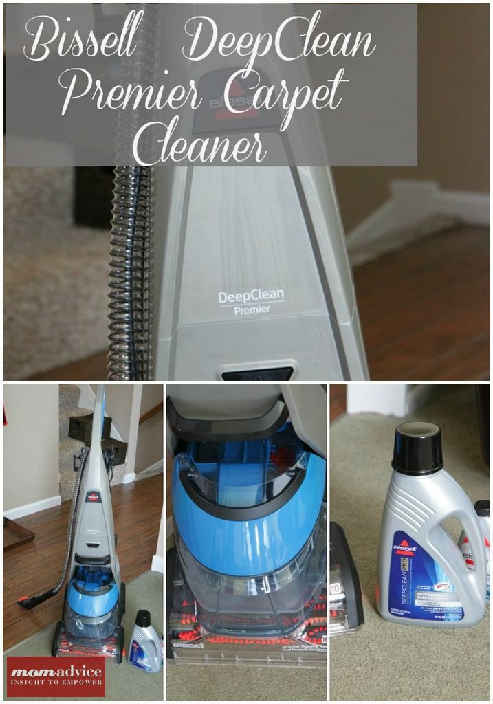 Bissell Deep Clean Premier Carpet Cleaner Review By