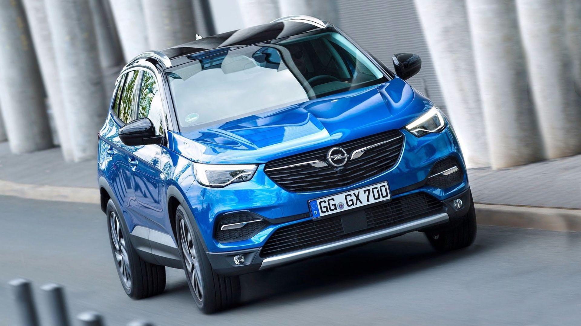 2019 Opel Grandland X Redesign