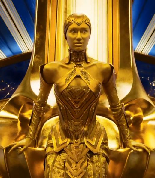 Ayesha Disney Wiki Fandom Powered By Wikia Guardians Of The Galaxy Guardians Of The Galaxy Vol 2 Elizabeth Debicki
