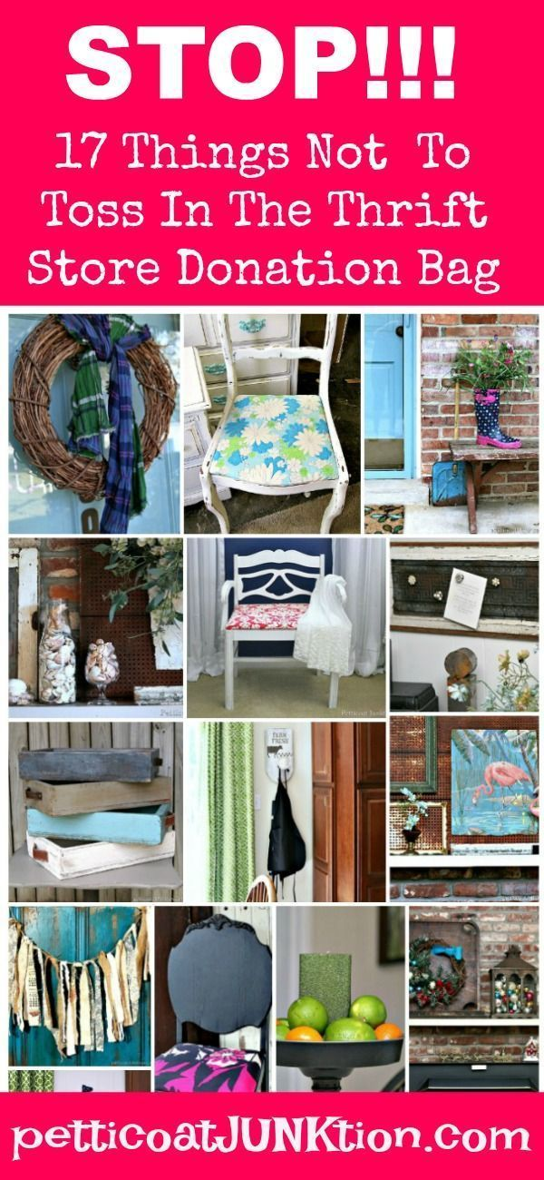Recycle Upcycle Reuse Repurpose | Don't Toss It Out
