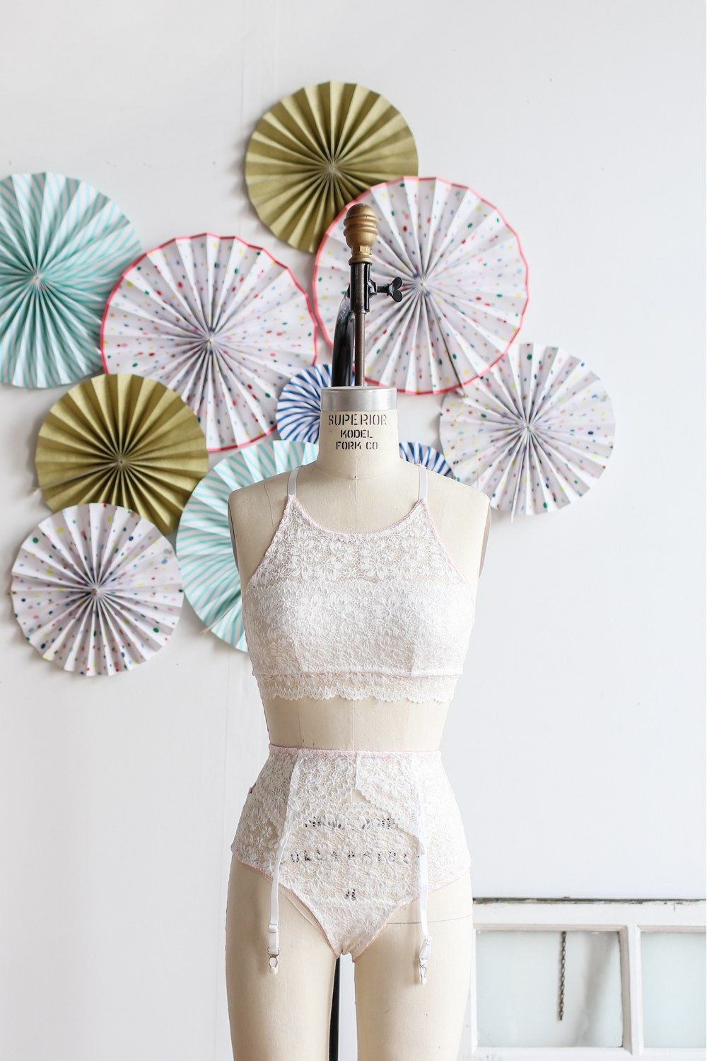 lace bralette, halter bra, garter belt | How To Sew Lingerie ...