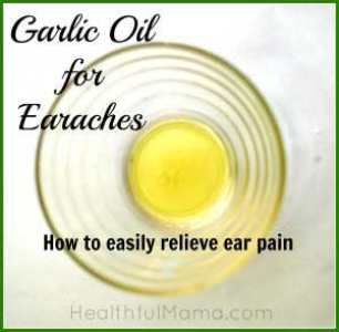 Is Garlic Oil Good For Dogs Ear Infection