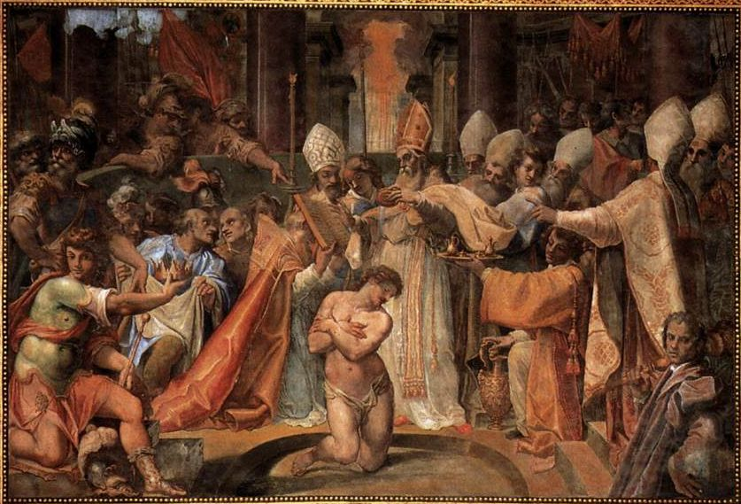 Pope Saint Sylvester I - Feast Day December 31st - Both Calendars | LinkedIn