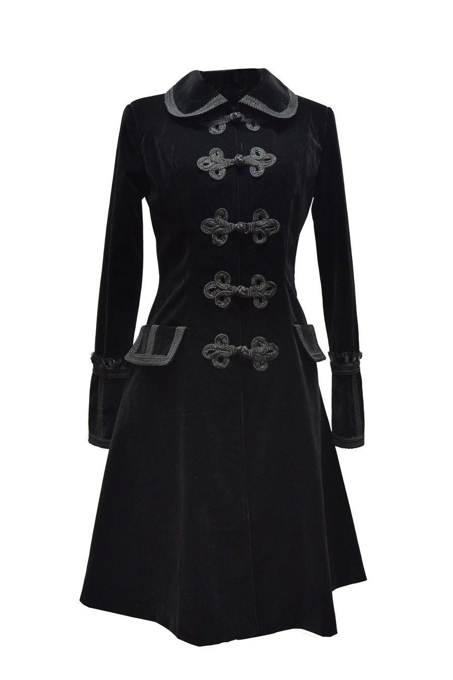 Gothique Dark Féerique Manteau Et Fantasy Boutique Romantique PRgfFq6Aw