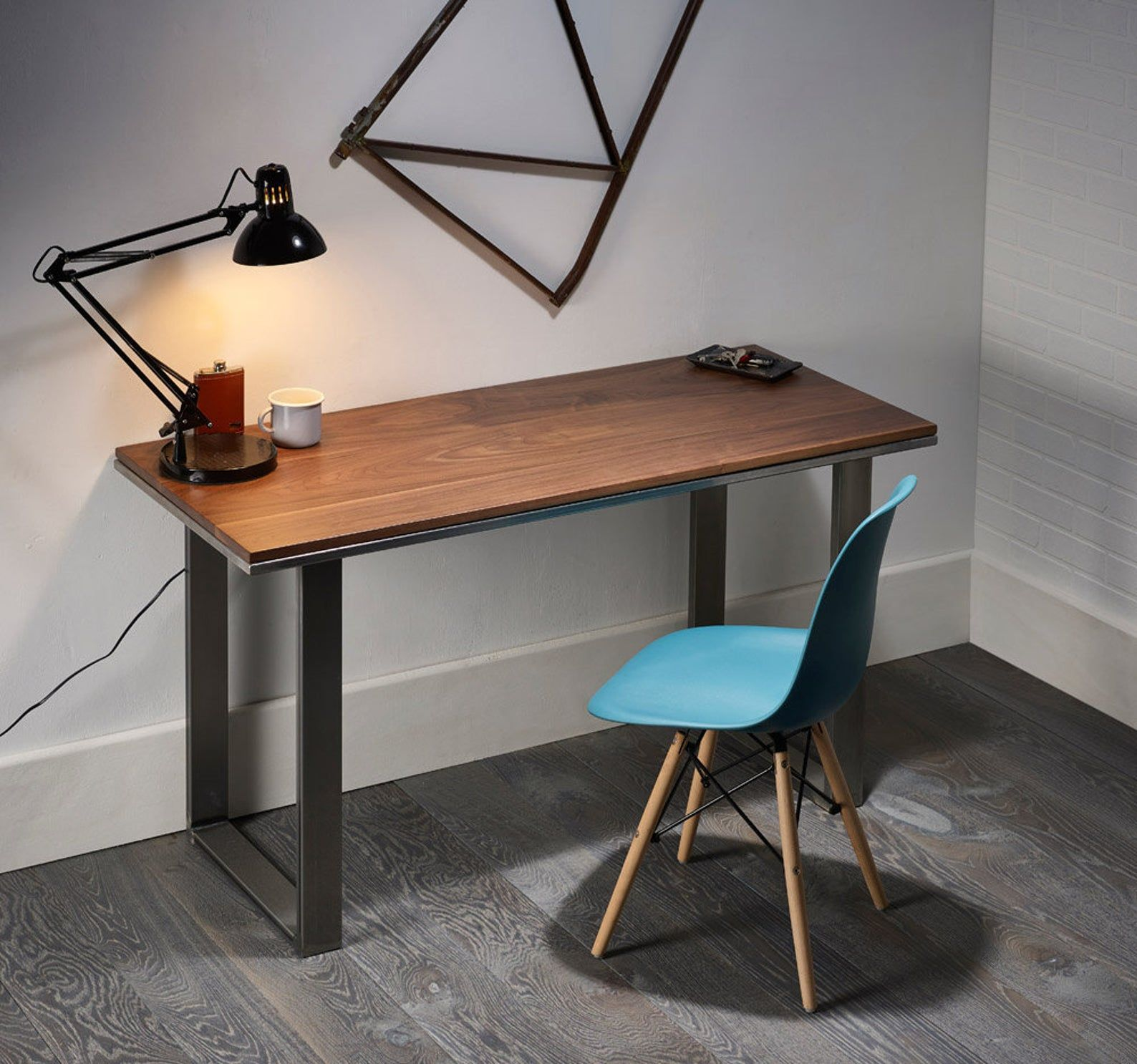Solid Walnut Desk Different Sizes Available MADE IN