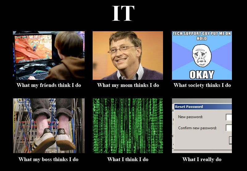 The 10 Funniest It Memes Technology Humor Tech Humor Funny Pictures Can T Stop Laughing