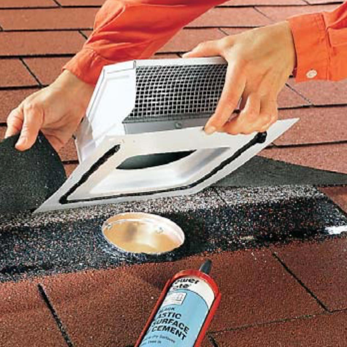 Venting Exhaust Fans Through The Roof Exhaust Fan Kitchen Exhaust Fan Roof Vents