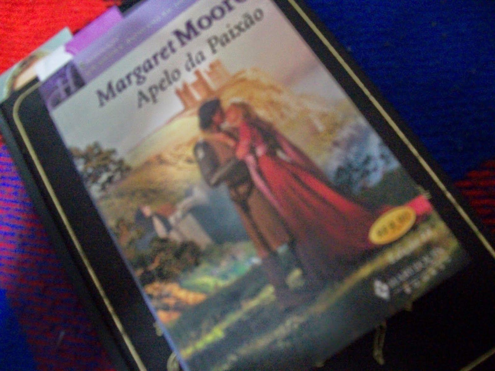 Canto da =)Domino(=: Livro: Apelo da Paixão - Margaret Moore