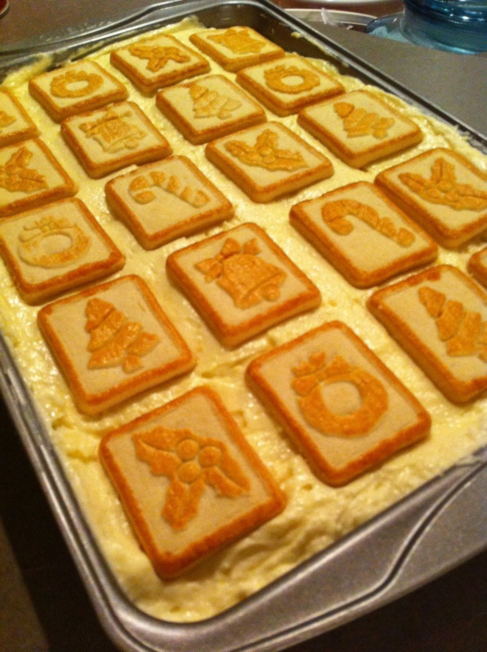 Banana pudding with fancy cookies   Not Your Mama's Banana ...