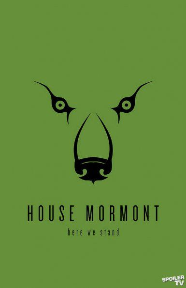 Game of thrones : house Mormont