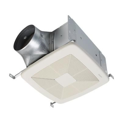 Broan Qtdc Series 110 Cfm 150 Cfm Bathroom Exhaust Fan Energy Star Qtxe110150dc Bathroom Exhaust Fan Energy Star Recessed Ceiling