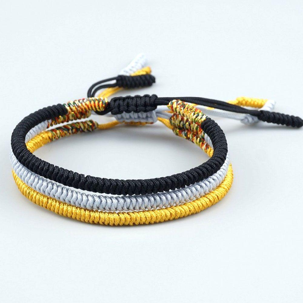 1db2b5d748 Tibetan Buddhist Love Lucky Charm Tibetan Bracelets   Bangles For Women Men