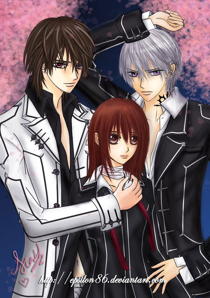 Vampire Knight Anime Wallpapers HD Photos Аниме