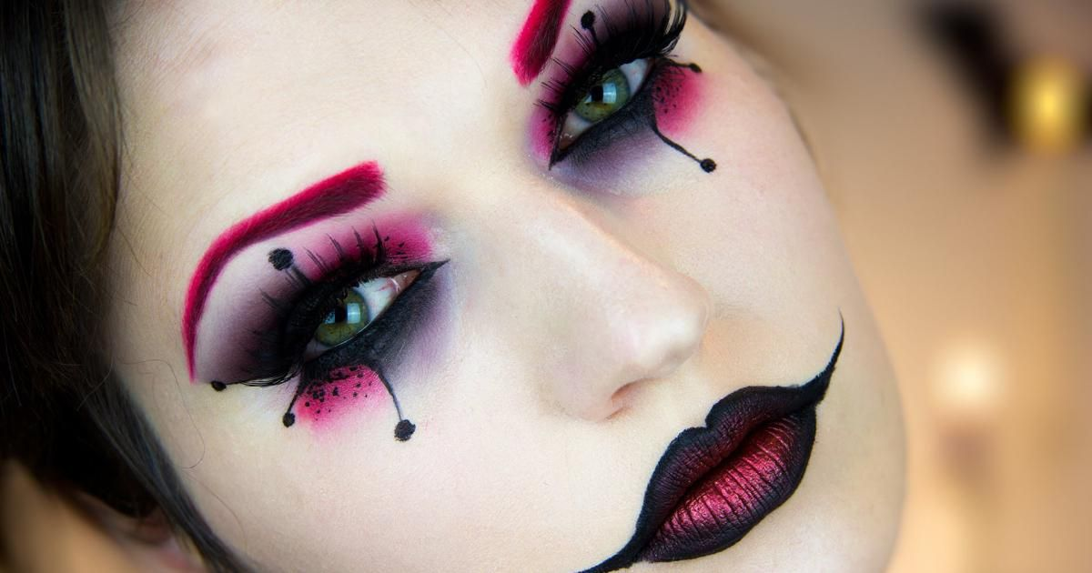 resultado de imagen para los mejores maquillajes de halloween halloween pinterest maquillaje halloween y bsqueda