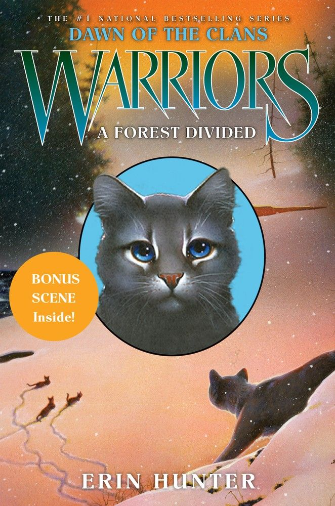 Countdown to the Latest Erin Hunter Books! Everyone is