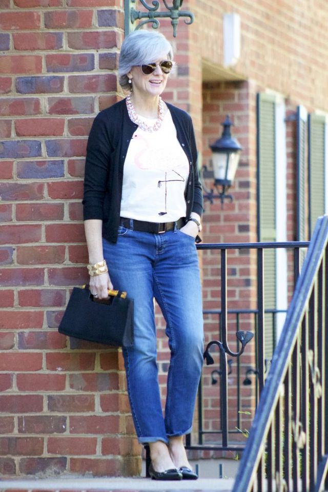 63 Casual Outfits For 50 Year Old Woman Fashion For Women Over 50 Update Over 50 Womens Fashion Fashion For Women Over 40 40 Fashion Women