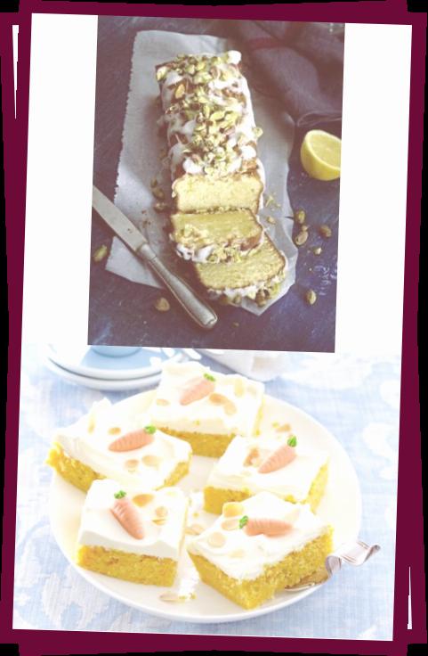 Photo of Zitronen-Mascarpone-Kuchen Mit Zuckerguss Und Gesalzenen Pistazien Rezept  LECKE…